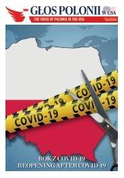 Głos Polonii w USA   The Voice of Polonia in the USA   Kwiecień   April 2021