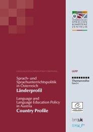 LEPP Länderprofil - Österreichisches Sprachen-Kompetenz-Zentrum