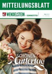 Wendelstein + Schwanstetten - Mai 2021