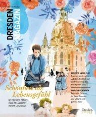 Dresden Magazin - Edition 2021