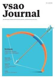 vsao Journal Nr. 2 - April 2021