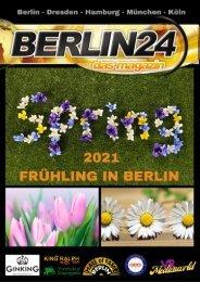 2021 Frühling in Berlin - Foto Story