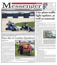 Madison Messenger - April 25th, 2021