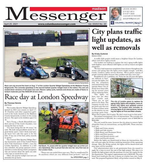 Madison Messenger - April 25th, 2021