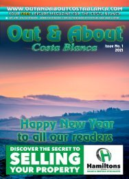 Out & About Costa Blanca
