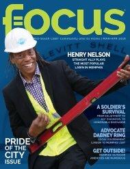 2016 Issue 2 mar/apr - Focus Mid-South magazine