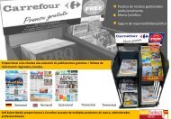 Self Select Distribution Carrefour Presentatcion