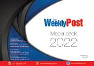 Costa Blanca News Group The Weekly Post