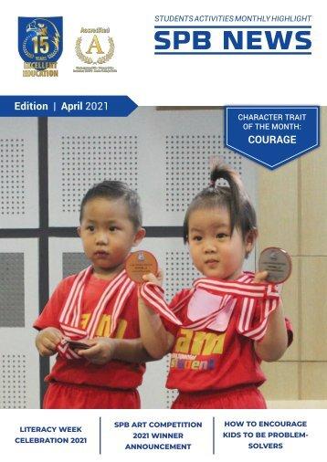 SPB News April 2021
