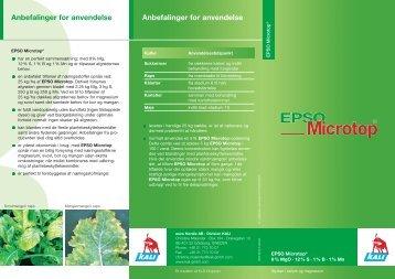 EPSO Microtop - K+S KALI GmbH