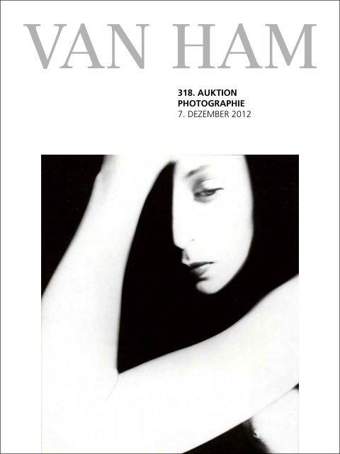 photographie - VAN HAM Kunstauktionen