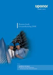Haustechnik Gesamtkatalog 2008 - Bosy-online