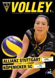 volley#01-1112 - Alemannia Aachen