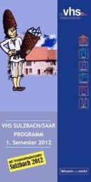 lebt - Stadt Sulzbach/Saar