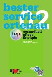 Mittelbadische Presse - Bester Service Ortenau: Gesundheit, Pflege, Therapie
