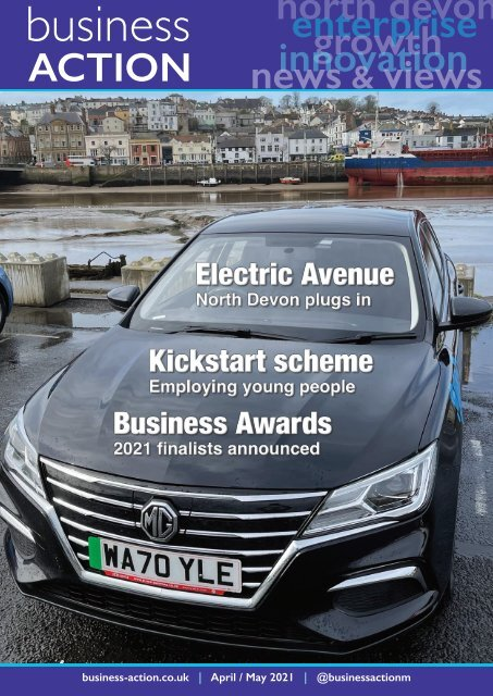 Business Action | April / May 2021