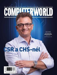 Computerworld magazin 2021.04.28.