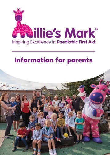 Fledgelings Millie Mark info for parents