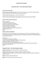 Weekly prayer list 25 4 21 shortened[24]