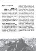bericht Des PräsiDeNteN - Fontana Passugg - Seite 6