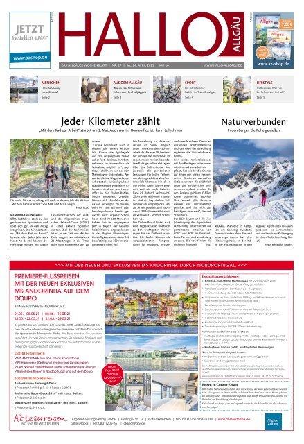 Hallo-Allgäu  vom Samstag, 24.April