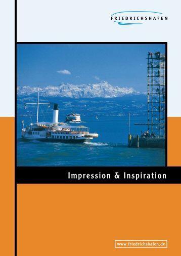 Impression & Inspiration - Friedrichshafen
