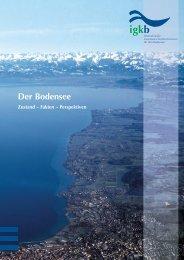 Der Bodensee Zustand – Fakten – Perspektiven ... - HYDRA-Institute