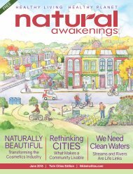 Natural Awakenings Twin Cities June 2018