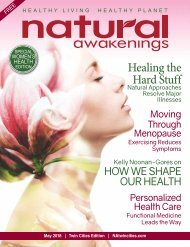Natural Awakenings Twin Cities May 2018
