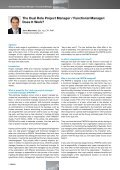 The Dual Role Project Manager / Functional Manager - PMI ... - Page 6