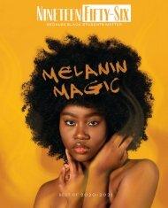 Nineteen Fifty-Six Best of 2020-2021 Melanin Magic