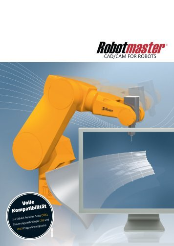 Robotmaster® - unicam Software GmbH