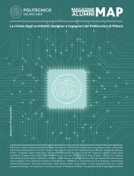 MAP - Magazine Alumni Politecnico di Milano #9 - PRIMAVERA 2021