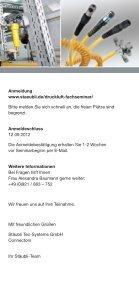 Einladung zum Fachseminar Druckluft Erzeugen – Verteilen ... - Seite 3