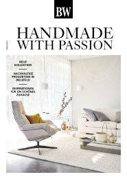 BW Magazin – Handmade with Passion