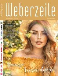 WEBERZEILE Magazin - Frühling 2021