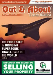 Out-and-About-Magazine-Costa-Blanca-issue-187 May 2021