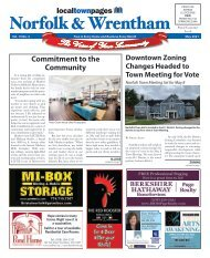 Norfolk & Wrentham May 2021