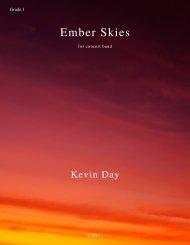 Kevin Day - Ember Skies (2021)