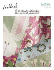 A Wooly Garden by Cheryl Haynes