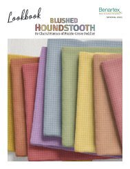 Blushed Houndstooth by Cheryl Haynes