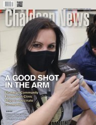 Chaldean News –May 2021