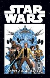 Star Wars Marvel Comics-Kollektion Band 1: Leseprobe (HDESWM001)