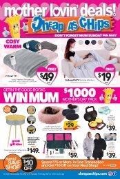 May 5th 12 Page Catalogue