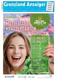 01.05.21 Grenzland Anzeiger