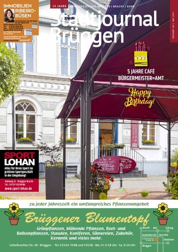 Stadtjournal Mai 2021 online