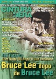 Rivista Arti Marziali Cintura Nera 426 – Aprile –2 parte