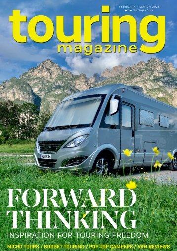 Touring Magazine February – March 2021