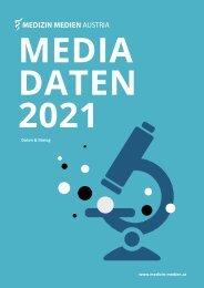 MMA Daten und Dialog Mediadaten 2021