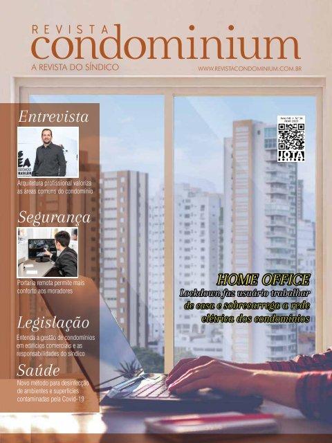 *Abril/2021 Revista Condominium 34